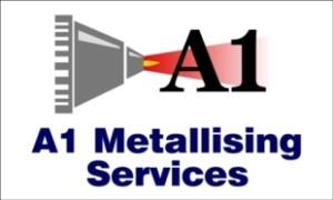 A1 Metallising Logo